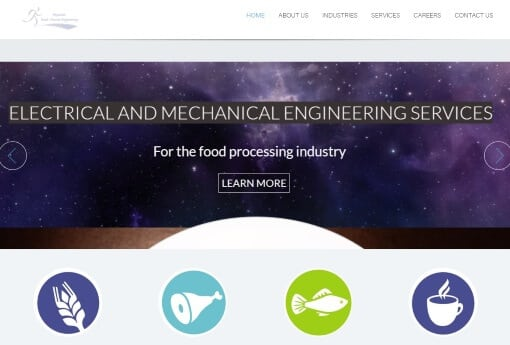 Recent Work - Response Food Process Engineering South Brent  Website