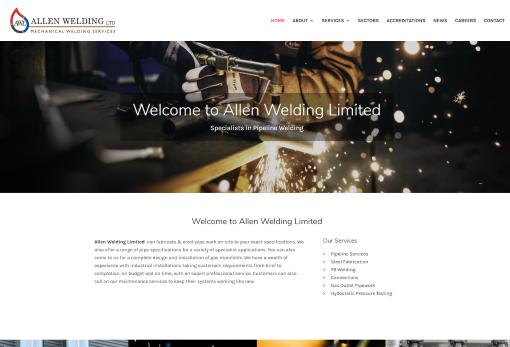 Recent Work - Allen Welding in Plympton New Website
