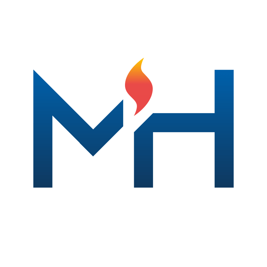Logo Design Plymouth - Moorland Heating - Web Design and SEO Company