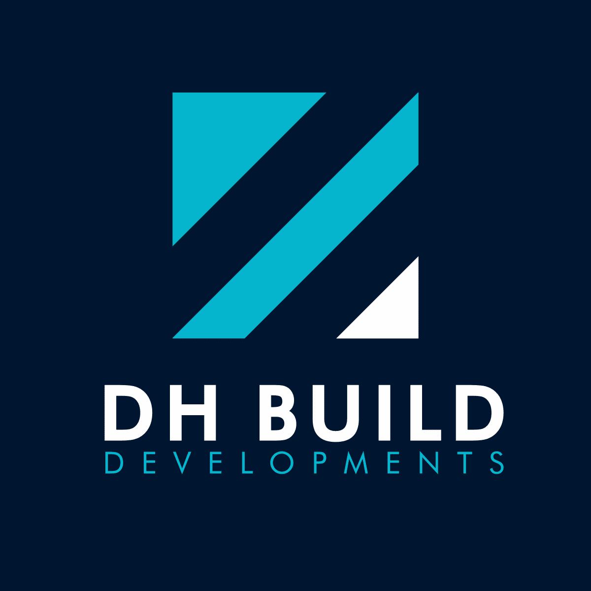 Logo Design Plymouth - DH Build Developments - Web Design and SEO Company
