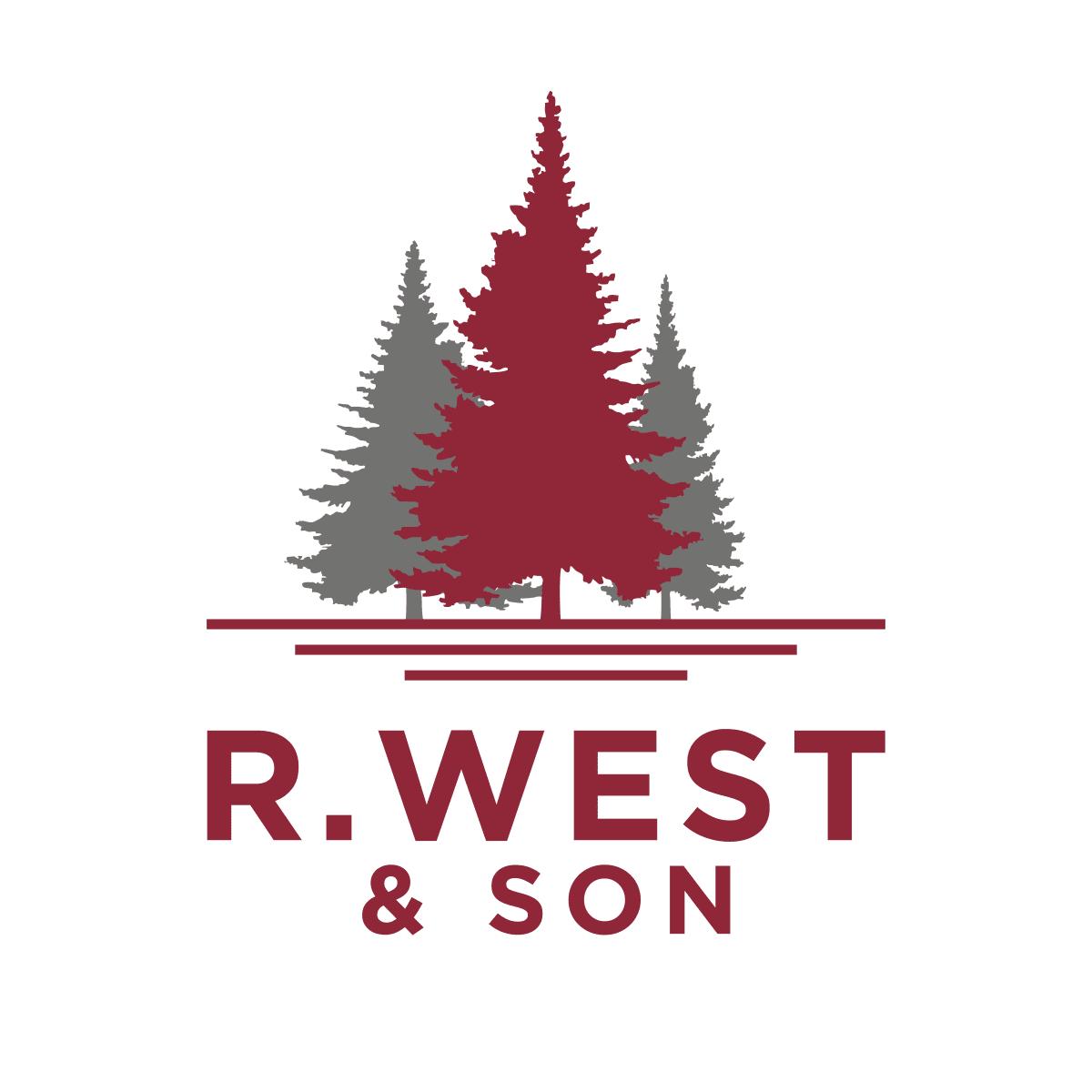 Logo Design Plymouth - R West - Web Design and SEO Company