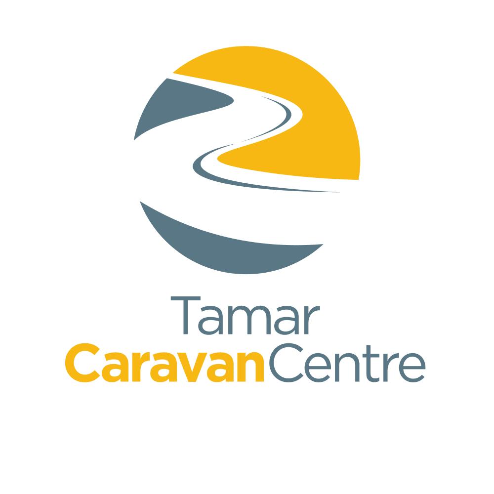 Logo Design Plymouth - Tamar Caravan Centre Light - Web Design and SEO Company