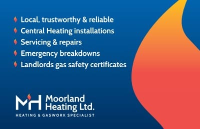Business Stationery Design Plymouth - BW Moorland Heating Back - Web Design and SEO Company