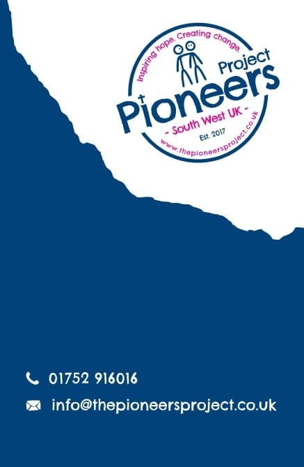 Business Stationery Design Plymouth - Pioneers Project Front - Web Design and SEO Company