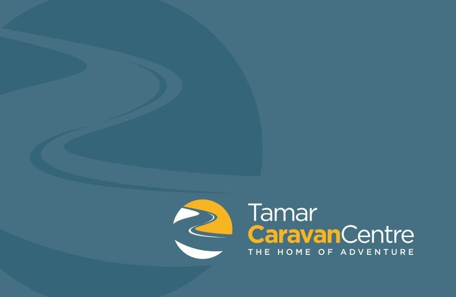 Business Stationery Design Plymouth - Tamar Caravan Centre Service Back - Web Design and SEO Company