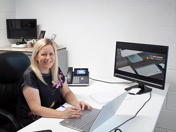 meet the team - diana crabtree MD - web design and seo company limited