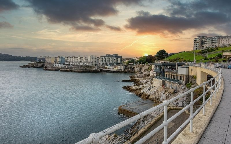 Web Design Plymouth - Plymouth Hoe - Web Design and SEO Company Limited